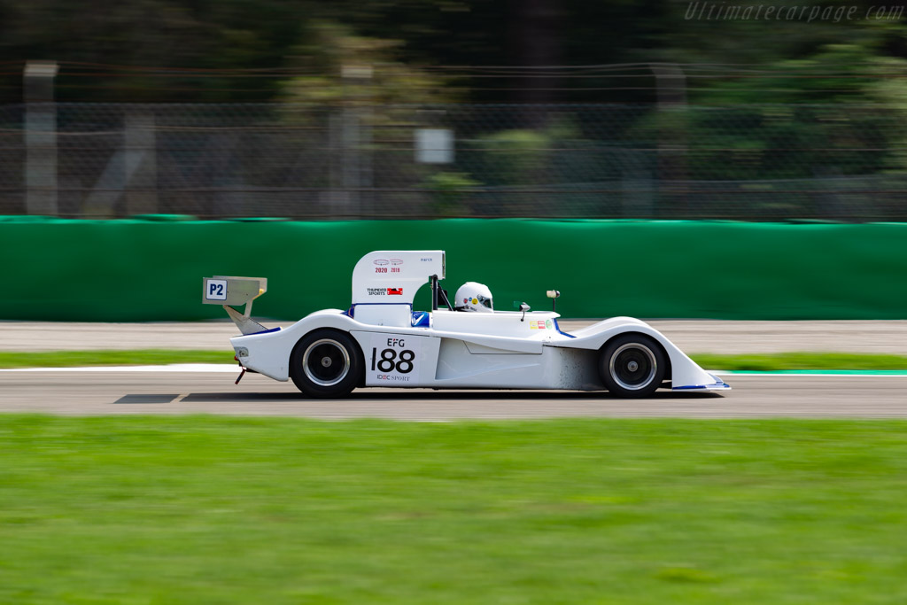 March 75S - Chassis: 75S/3 - Driver: Kevin Cooke - 2020 Monza Historic