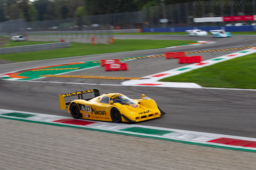 Nissan R90 CK - Chassis: R90C/7 - Driver: Pierre-Alain France / Erwin France - 2020 Monza Historic