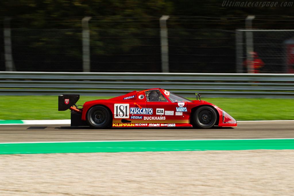 Olmas GLT 200 - Chassis: 001 - Driver: Bertrand Rouchaud - 2020 Monza Historic