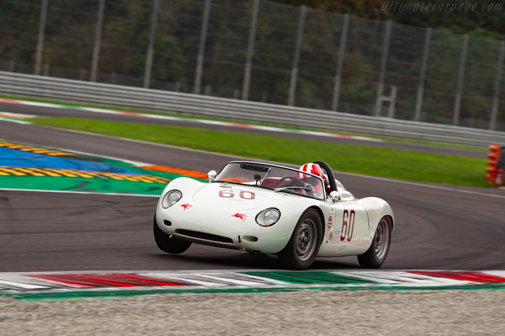 Porsche 718 RS 60 - Chassis: 718-067 - Driver: Peter Vögele - 2020 Monza Historic