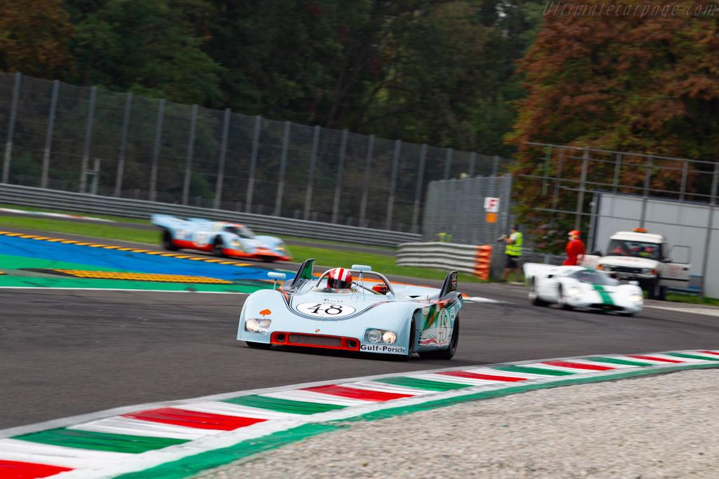 Porsche 908/3 - Chassis: 908/03-001 - Driver: Peter Vögele - 2020 Monza Historic