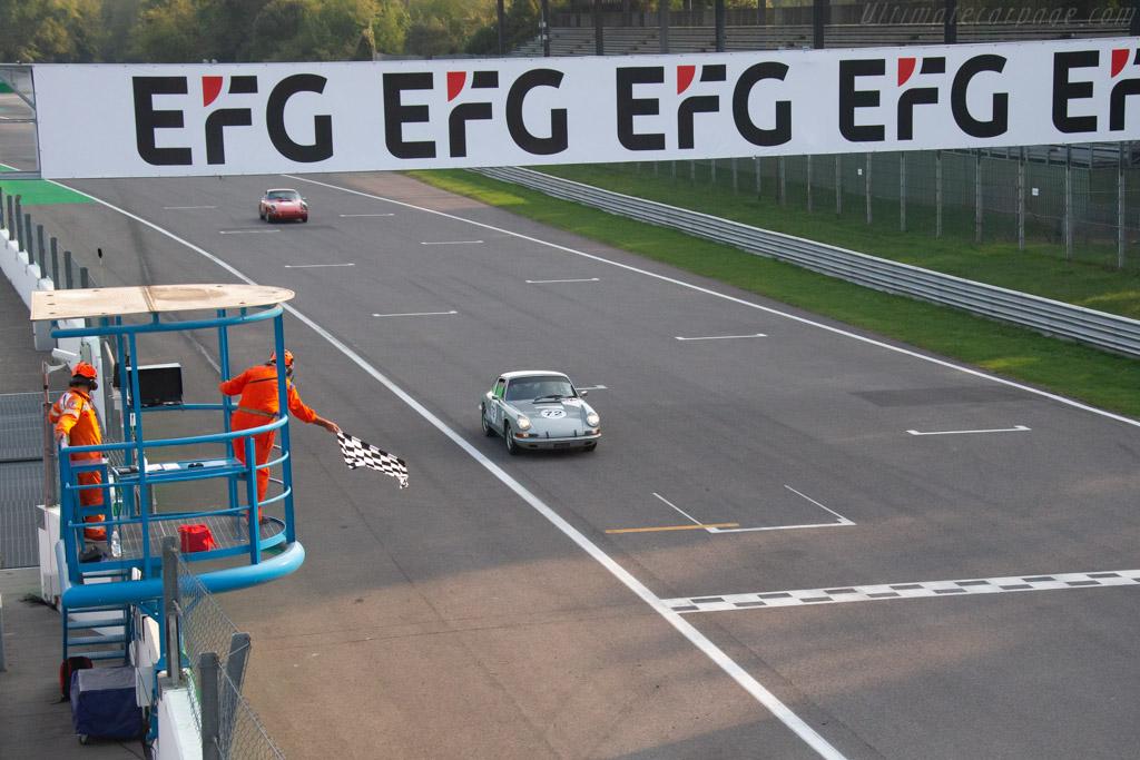 Porsche 911 - Chassis: 300122 - Driver: Richard Cook / Harvey Stanley - 2020 Monza Historic