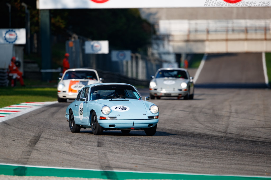 Porsche 911 - Chassis: 303498 - Driver: Michiel Van Duijvendijk / Pascal Pandelaar - 2020 Monza Historic
