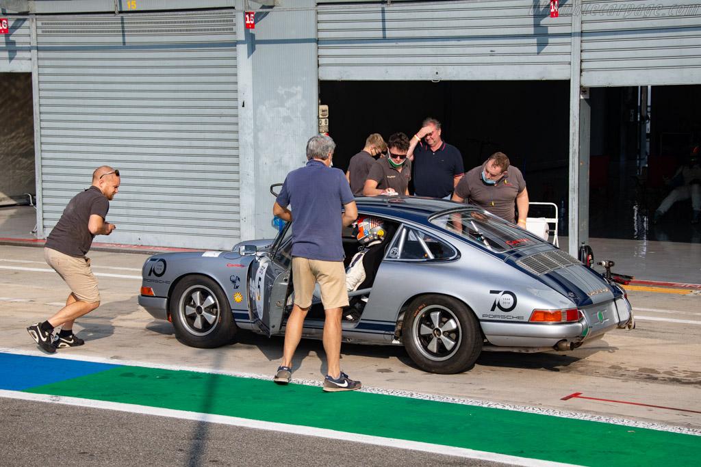 Porsche 911 - Chassis: 302594 - Driver: Philippe De Craene - 2020 Monza Historic