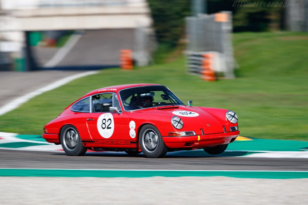 Porsche 911 - Chassis: 300719 - Driver: Uwe Kolb / Patrick Kolb - 2020 Monza Historic