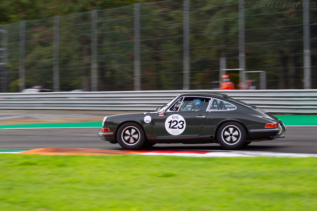 Porsche 911 - Chassis: 303880 - Driver: Charles Rupp / François Jakubowski - 2020 Monza Historic