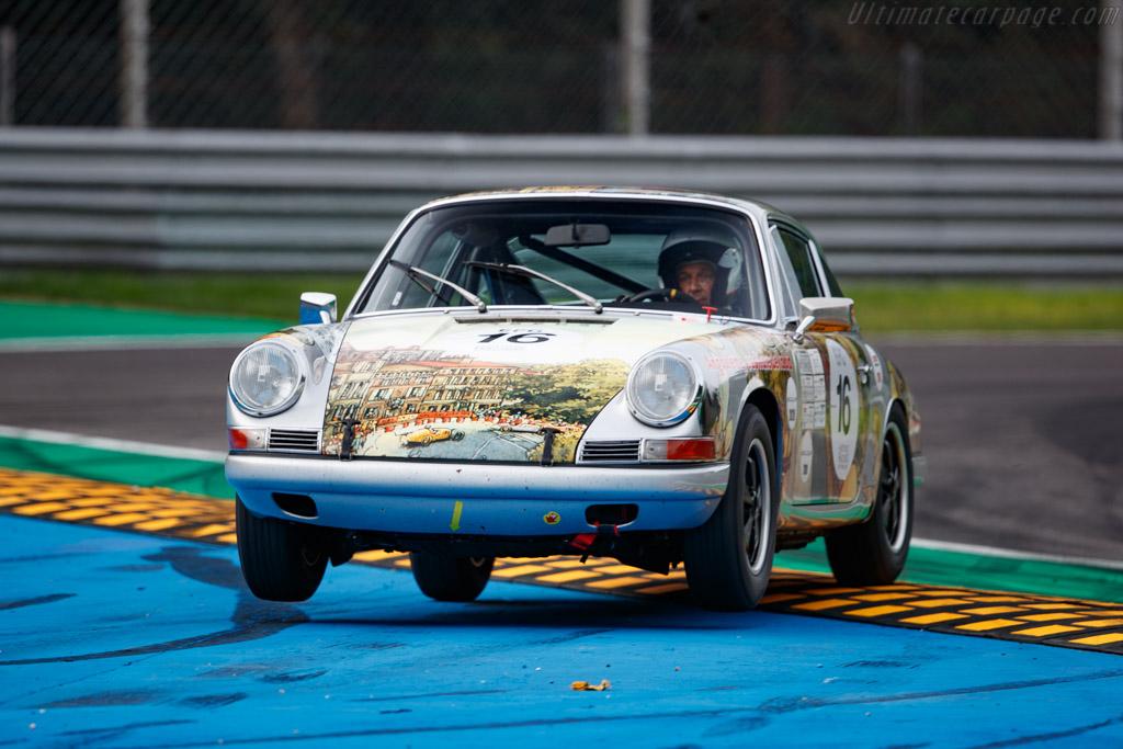 Porsche 911 - Chassis: 304266 - Driver: Marc De Siebenthal - 2020 Monza Historic