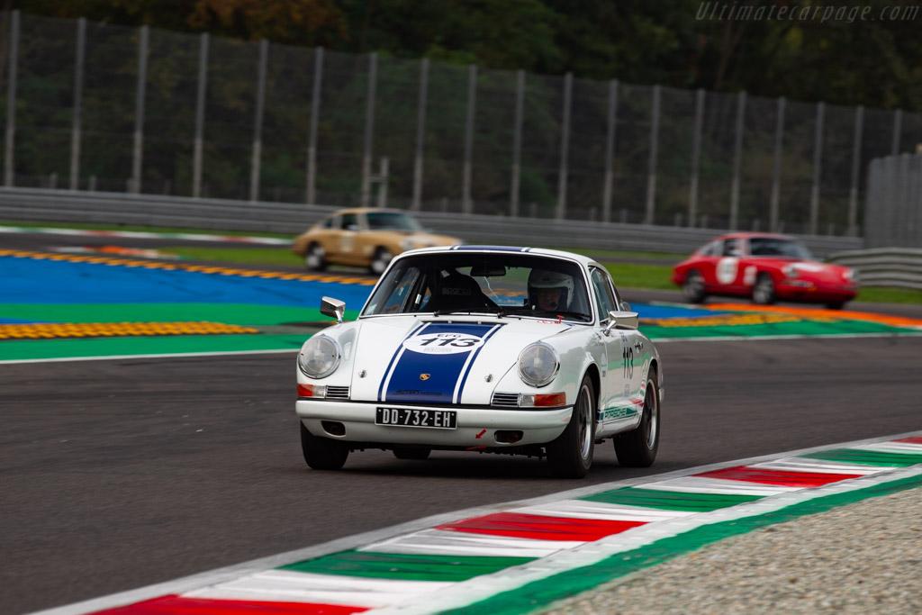 Porsche 911  - Driver: Christophe Florin - 2020 Monza Historic