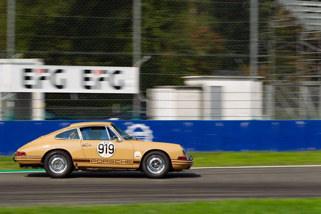 Porsche 911 - Chassis: 306890 - Driver: Robert Haug - 2020 Monza Historic