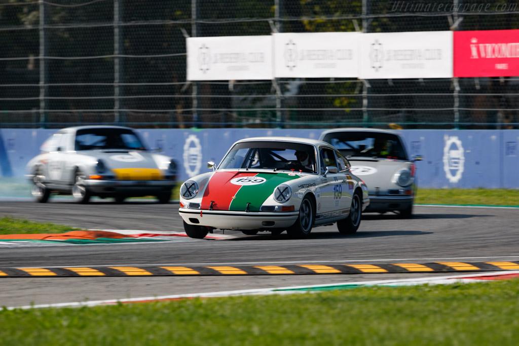 Porsche 911 - Chassis: 300411 - Driver: Tarek Mahmoud / Nigel Greensall - 2020 Monza Historic