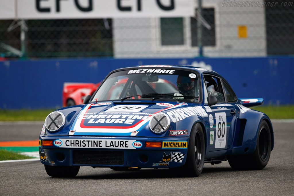 Porsche 911 Carrera RSR 3.0 - Chassis: 006 0015 - Driver: Richard Hywel Evans / Andrew Smith - 2020 Monza Historic