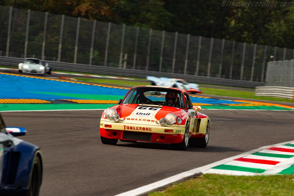 Porsche 911 Carrera RSR 3.0 - Chassis: 911 460 9058 - Driver: Didier Denat - 2020 Monza Historic