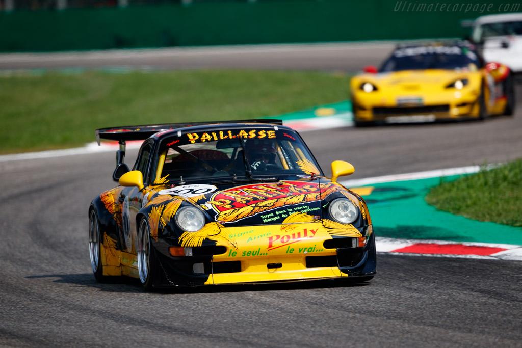 Porsche 911 GT2 - Chassis: 047005 - Driver: Didier Denat - 2020 Monza Historic