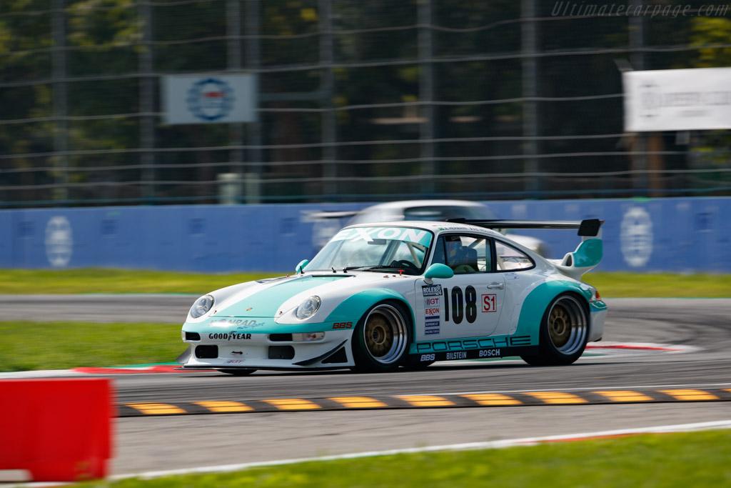 Porsche 911 GT2 - Chassis: WP0ZZZ99ZTS394063 - Driver: Paul Mclean - 2020 Monza Historic