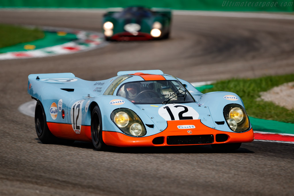 Porsche 917K - Chassis: 917-008 - Driver: Claudio Roddaro - 2020 Monza Historic