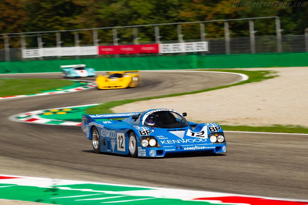 Porsche 956 - Chassis: 956-101 - Driver: Rainer Becker / Mike Wilds - 2020 Monza Historic