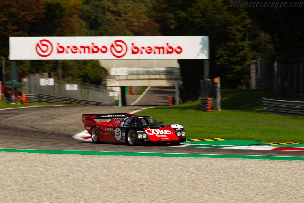 Porsche 962 - Chassis: 962-C04 - Driver: Pierre Ehret - 2020 Monza Historic