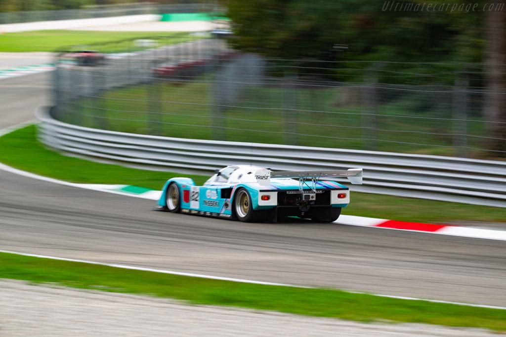 Porsche 962C - Chassis: 962-170 - Driver: Michel Lecourt / Raymond Narac - 2020 Monza Historic