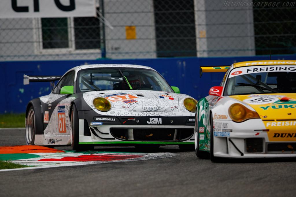 Porsche 997 GT3 RSR - Chassis: WP0ZZZ9978S799938 - Driver: Jean-Marc Merlin - 2020 Monza Historic