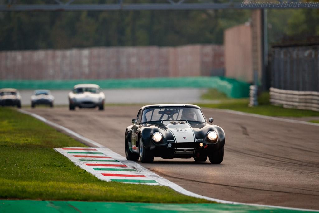 TVR Griffith - Chassis: 200/5/130 - Driver: Beat Eggimann / Toni Seiler - 2020 Monza Historic