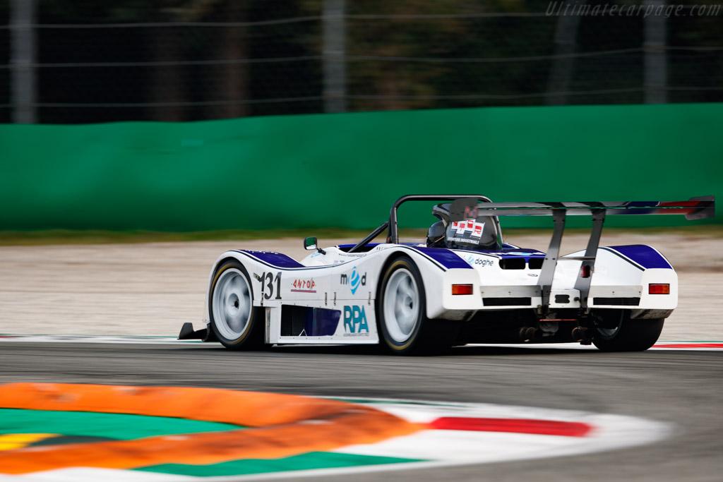 Tampolli SR2 - Chassis: 007 - Driver: Fabio Valle - 2020 Monza Historic