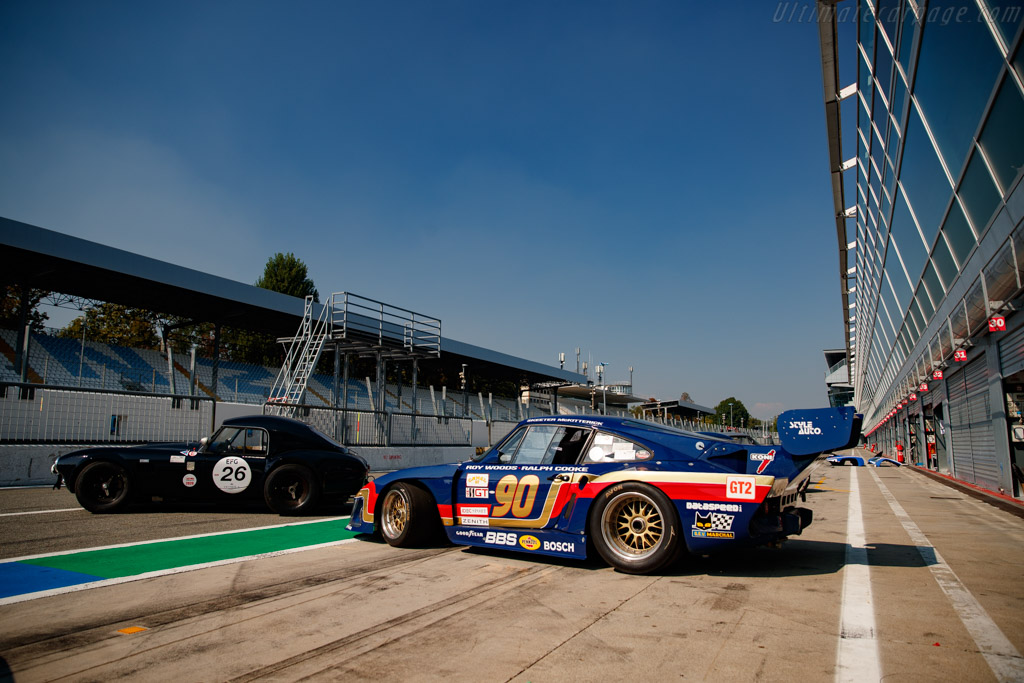 Welcome to Monza - Chassis: 009 0005 - Driver: Mr John Of B - 2020 Monza Historic