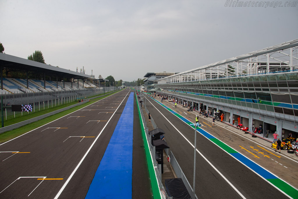 Welcome to Monza   - 2020 Monza Historic
