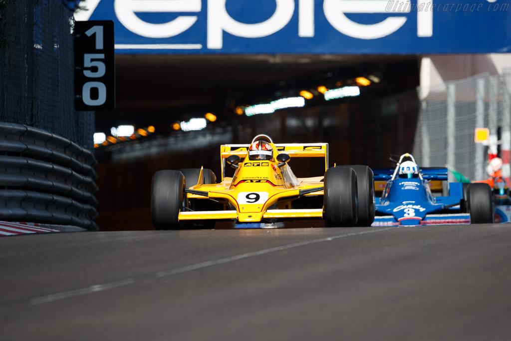 ATS D3 - Chassis: D3/01 - Entrant: GP Extreme - Driver: Christian Carugati  - 2018 Monaco Historic Grand Prix