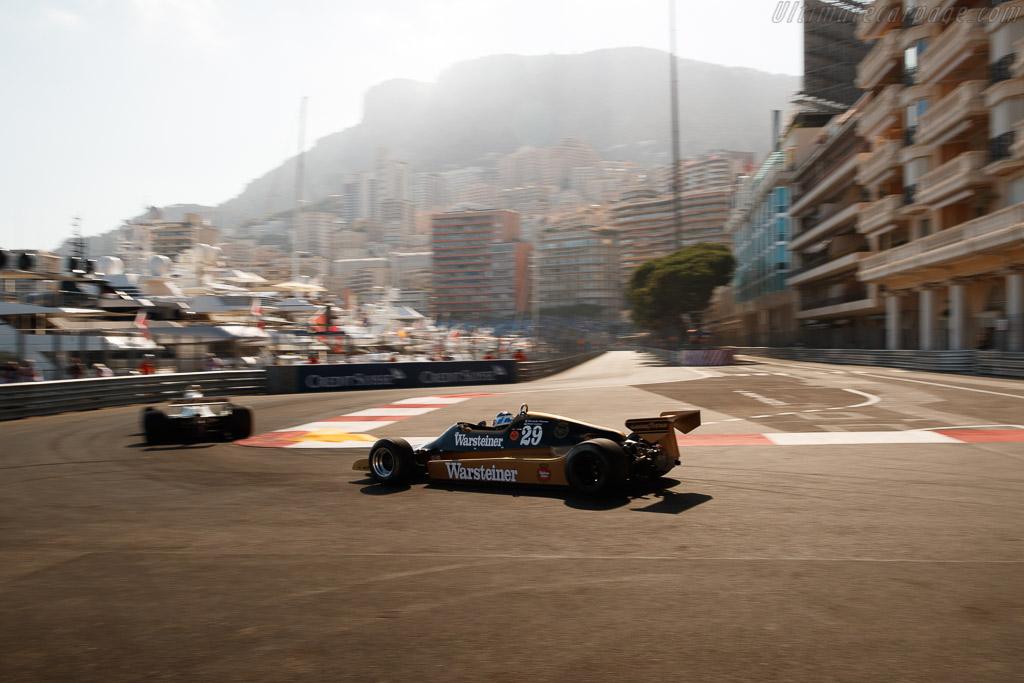 Arrows A1 - Chassis: A1-03 - Driver: Frederic Lajoux  - 2018 Monaco Historic Grand Prix