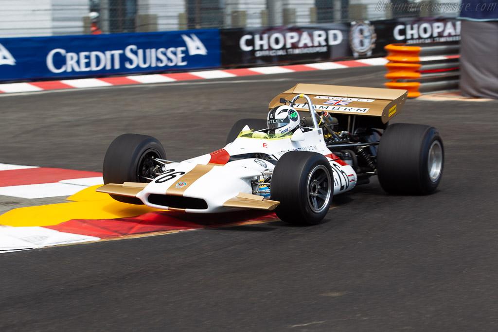 BRM P153 - Chassis: P153/05 - Entrant: Jaime Bergel - Driver: Andy Soucek - 2018 Monaco Historic Grand Prix