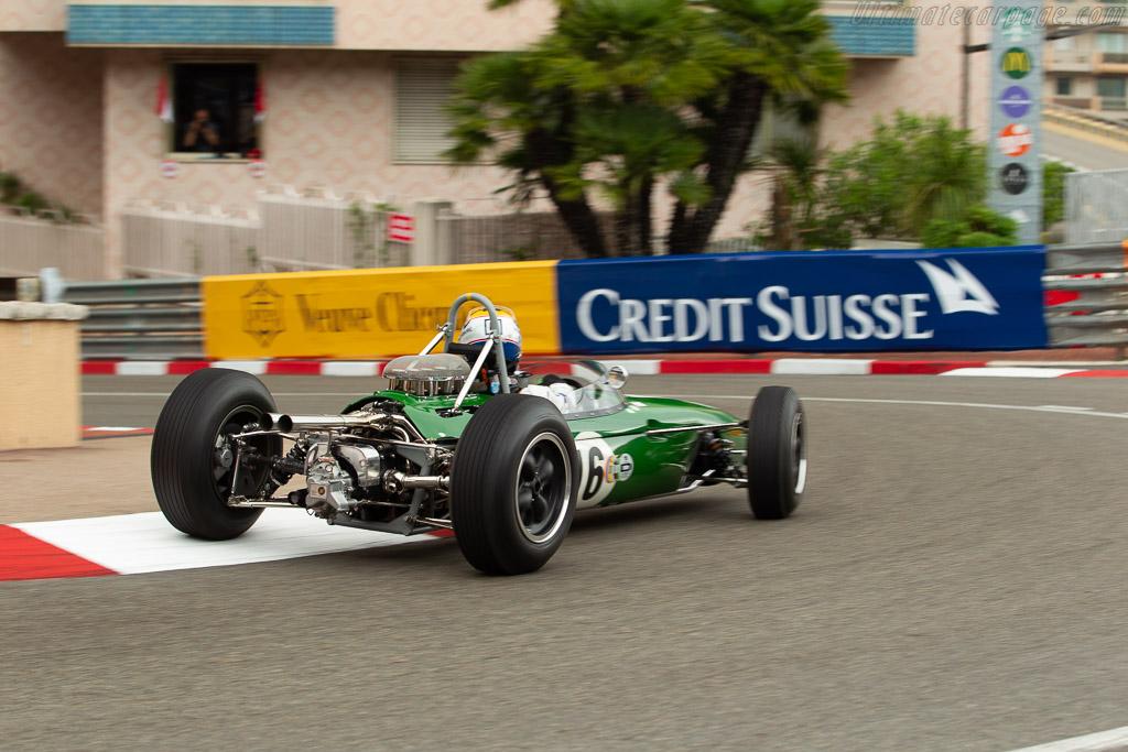 Brabham BT11 - Chassis: F1-5-64 - Driver: Charles Nearburg  - 2018 Monaco Historic Grand Prix