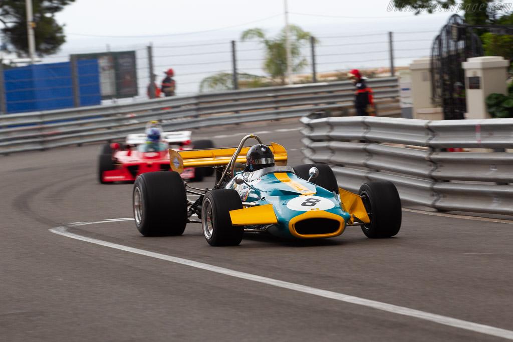 Brabham BT33 - Chassis: BT33-1 - Driver: Duncan Dayton  - 2018 Monaco Historic Grand Prix