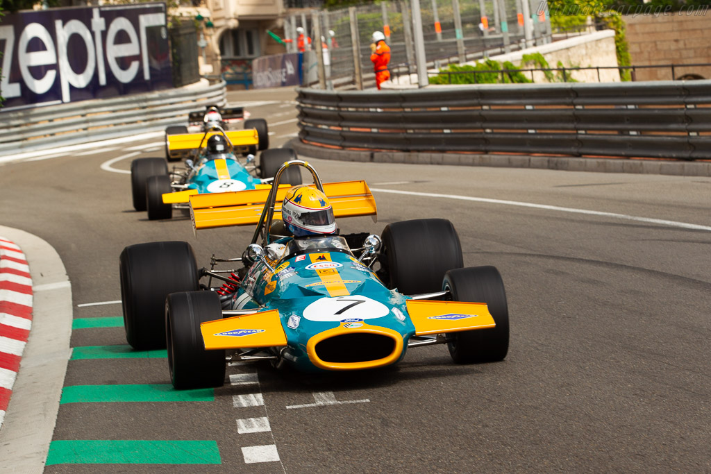Brabham BT33 - Chassis: BT33-2 - Driver: Charles Nearburg - 2018 Monaco Historic Grand Prix