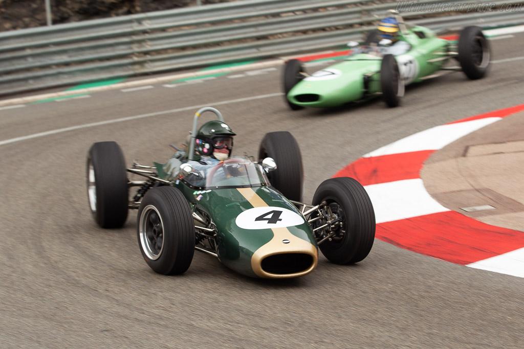 Brabham BT7 - Chassis: F1-1-63 - Driver: James King  - 2018 Monaco Historic Grand Prix