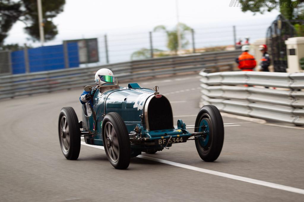 Bugatti 35C - Chassis: 4889 - Entrant: Martin Halusa - Driver: Lukas Halusa  - 2018 Monaco Historic Grand Prix