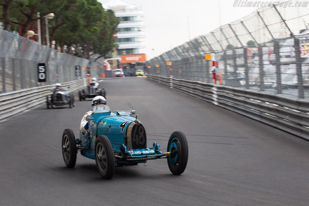 Bugatti 37A - Chassis: 37285 - Driver: Maurizio Piantelli  - 2018 Monaco Historic Grand Prix