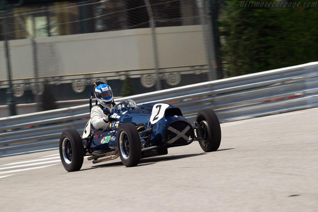 Cooper T20 Bristol - Chassis: CB-6-52 - Driver: Barry Wood  - 2018 Monaco Historic Grand Prix