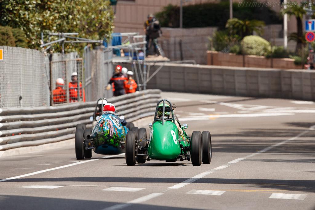 Cooper T23 Bristol - Chassis: Mk2-4-53 - Driver: Steve Russell  - 2018 Monaco Historic Grand Prix