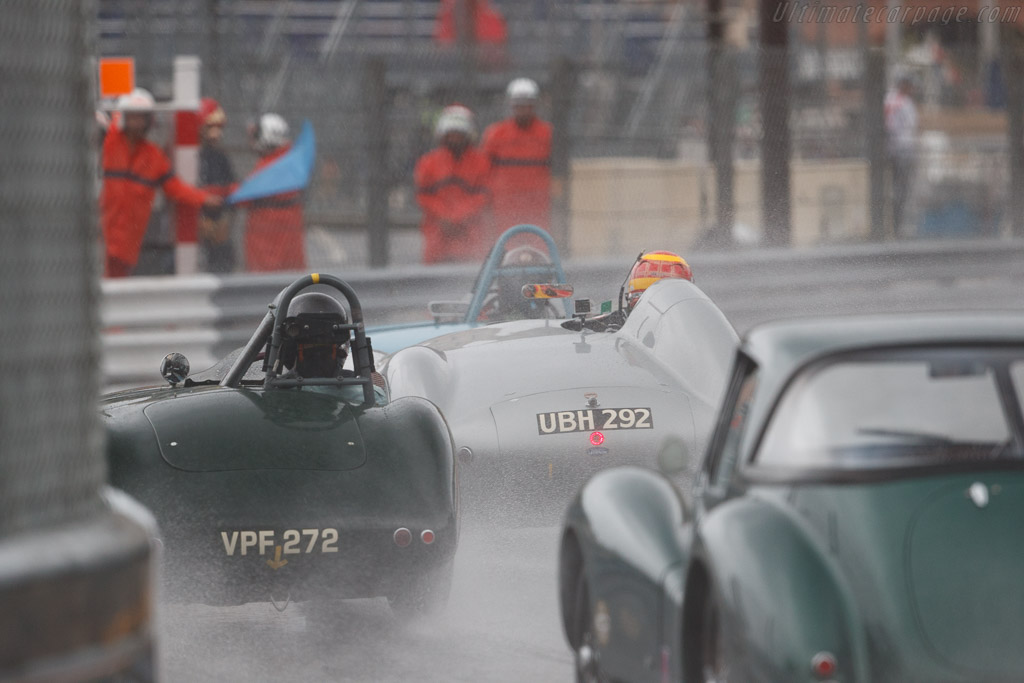Cooper T33 Jaguar - Chassis: CJ-1-54 - Driver: Chris Ward  - 2018 Monaco Historic Grand Prix