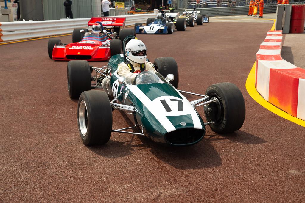 Cooper T79 - Chassis: F1-1-64 - Driver: Michael Gans - 2018 Monaco Historic Grand Prix