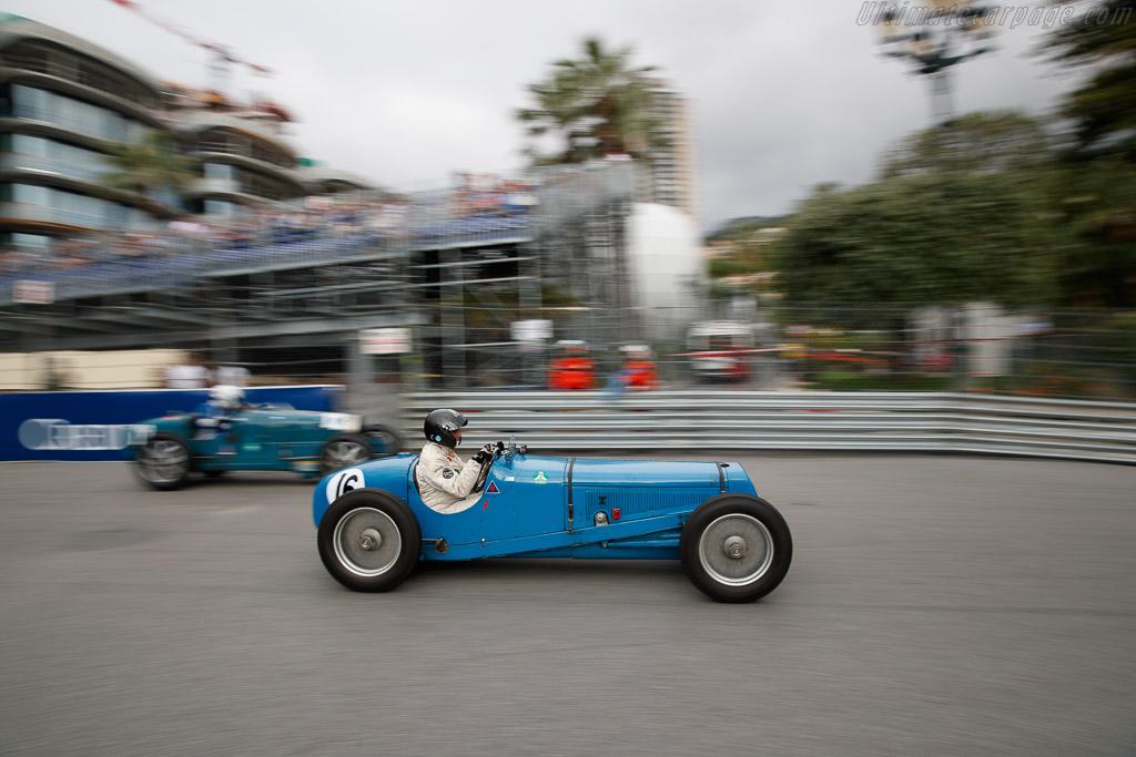 Delage 1500 - Chassis: 18489 - Driver: Paul-Emile Bessade  - 2018 Monaco Historic Grand Prix