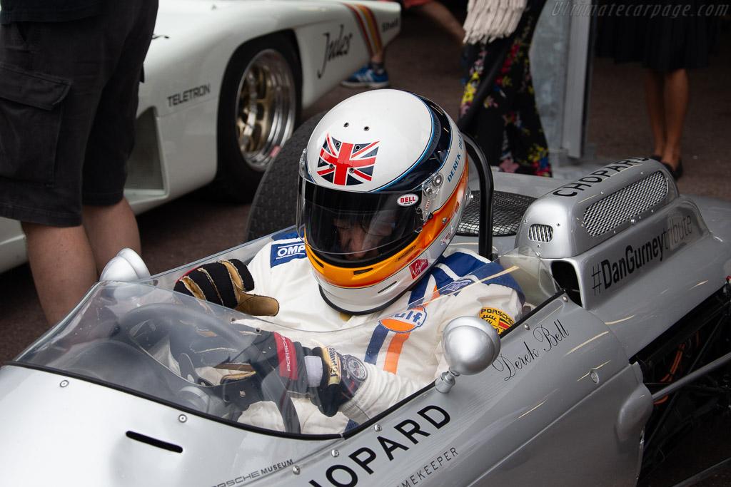 Derek Bell    - 2018 Monaco Historic Grand Prix