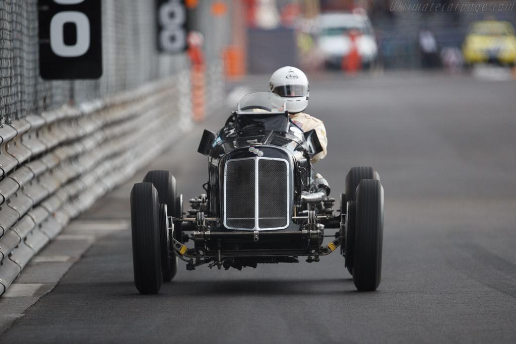 ERA B-Type - Chassis: R1B - Driver: Michael Gans  - 2018 Monaco Historic Grand Prix
