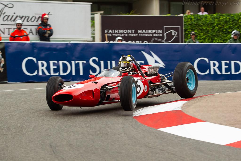 Ferrari 1512 - Chassis: 0008 - Entrant: Lawrence Auriana - Driver: Joseph Colasacco  - 2018 Monaco Historic Grand Prix
