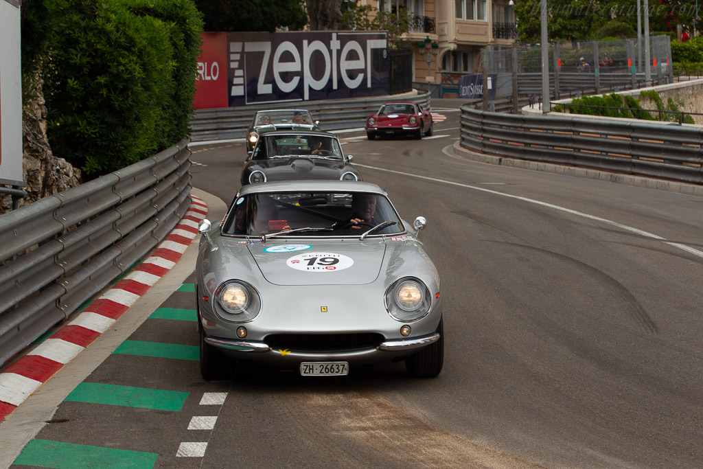 Ferrari 275 GTB/C - Chassis: 09007   - 2018 Monaco Historic Grand Prix