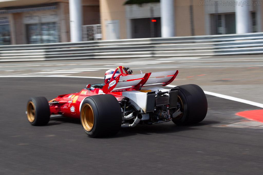 Ferrari 312 B - Chassis: 004 - Driver: Paolo Barilla  - 2018 Monaco Historic Grand Prix