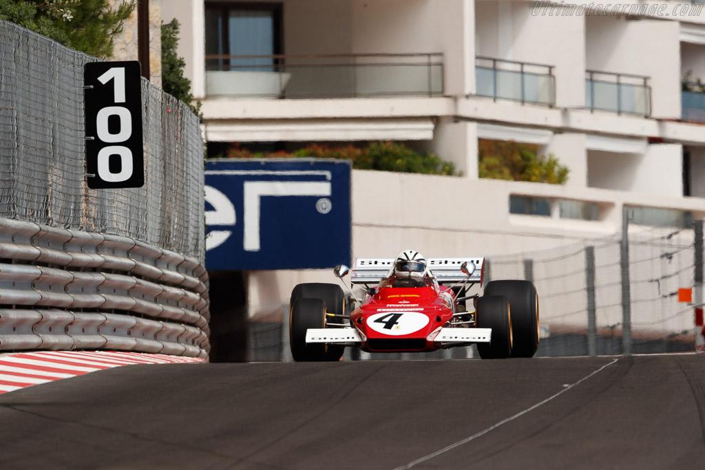 Ferrari 312 B2 - Chassis: 005 - Driver: Jürgen Boden - 2018 Monaco Historic Grand Prix