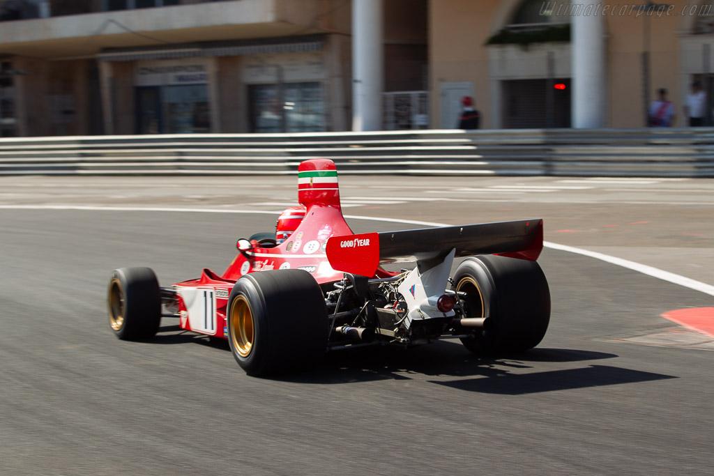 Ferrari 312 B3 - Chassis: 010 - Entrant: Ulrich Schumacher - Driver: Marco Werner  - 2018 Monaco Historic Grand Prix