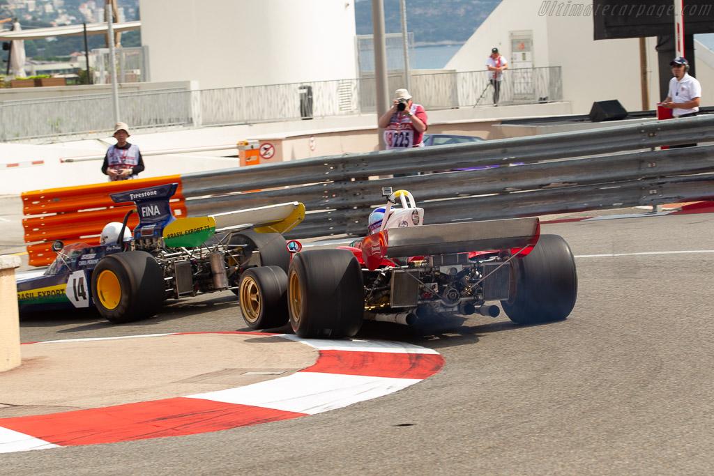 Ferrari 312 B3 - Chassis: 009 - Driver: Franco Meiners  - 2018 Monaco Historic Grand Prix