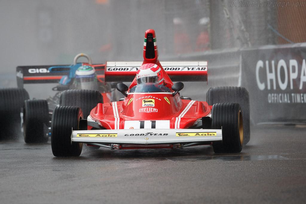 Ferrari 312B3 - Chassis: 010 - Entrant: Ulrich Schumacher - Driver ...